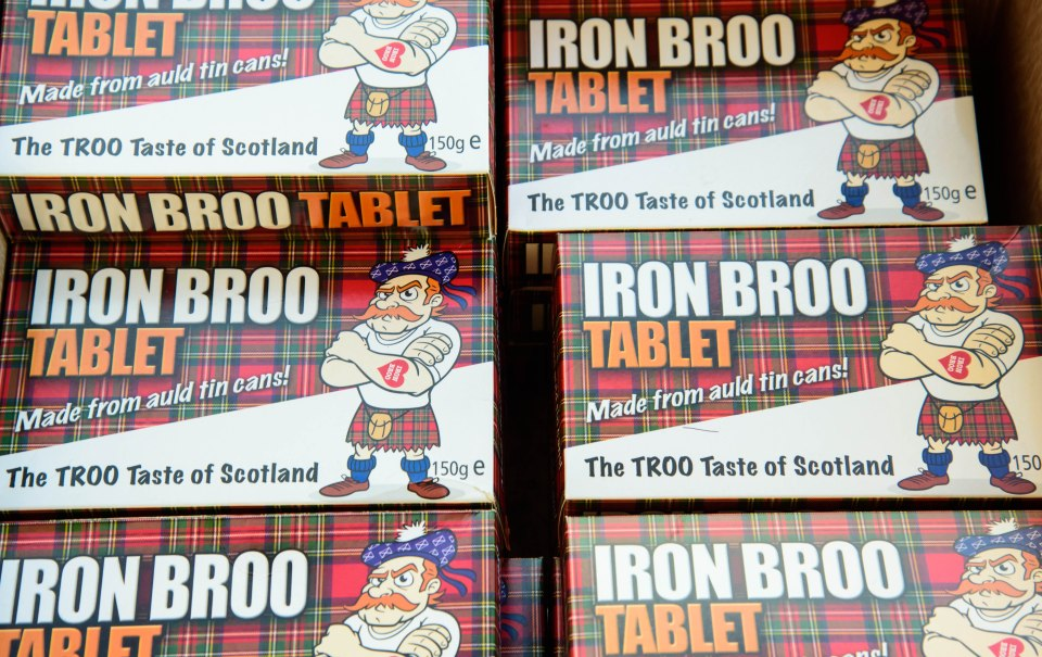 Iron Broo Tablet