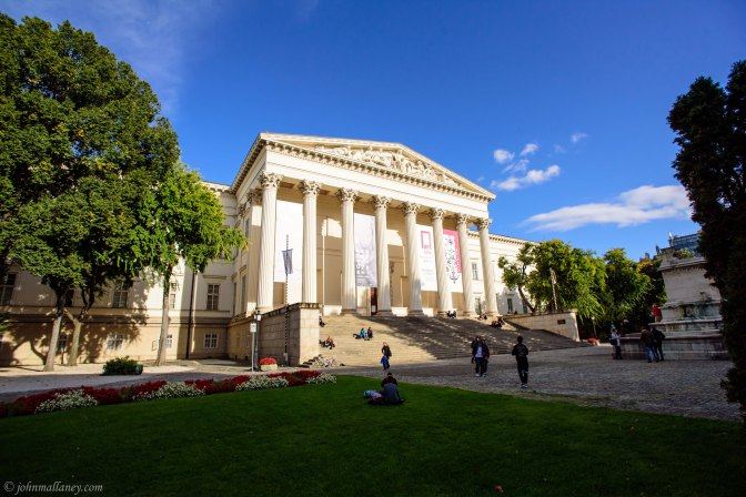 Budapest – Hungarian National Museum