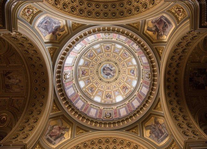Budapest – St Stephen's Basilica