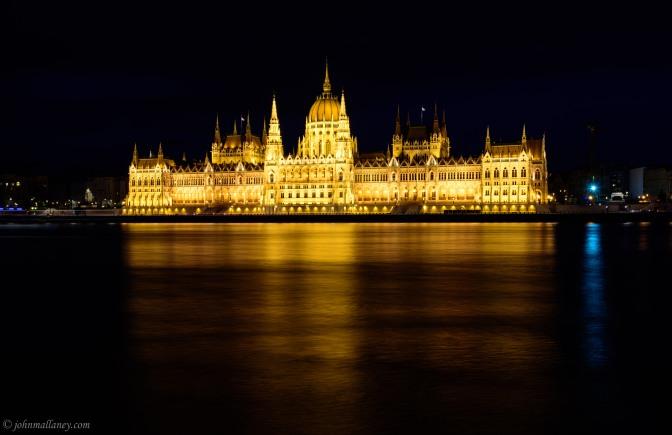 Budapest – Parliament Building