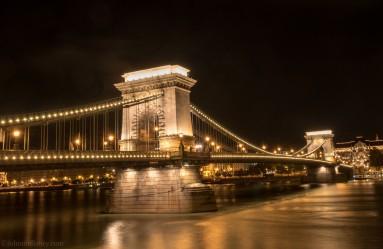 Széchenyi Chain Bridge - Budapest