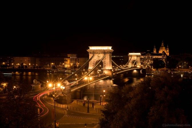 Budapest – Zéchenyi Chain Bridge