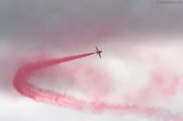 Heroes at Highclere - The Red Arrows