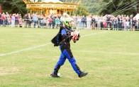 The Poppy Parachute team