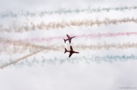 Red Arrows - Heroes at Highclere