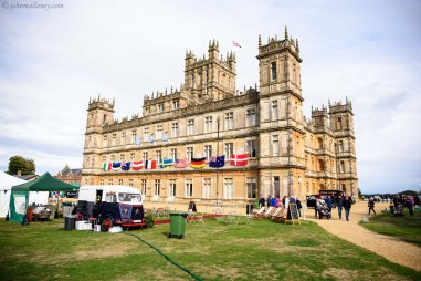Heroes at Highclere - Highclere Castle