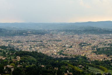 Florence Panaroma from Fiesole