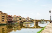 San Frediano in Cestello from the River Arno - Florence