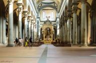 Basilica Di Santo Spirito - Florence