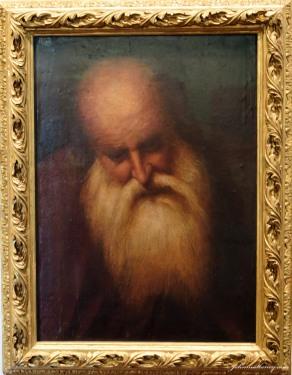 Camillo Boccaccino_Head of old man