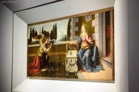 Leonarda Da Vinci_ The Anunnciation