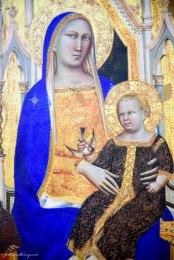 Taddeo Gaddi_Madonna and child