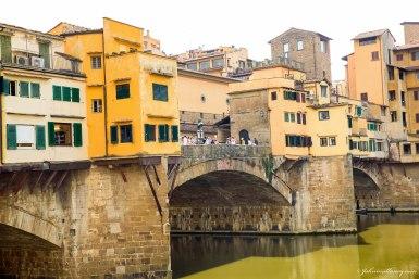 Vecchio Bridge, Florence