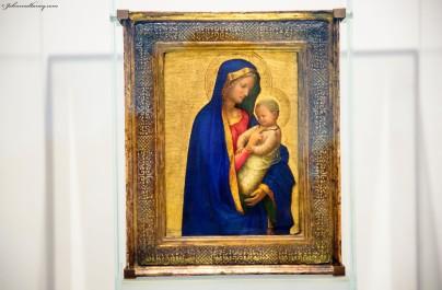 Tommaso Di Set Giovanni Cassal detto Masaccio_Madonna and Child