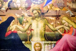Lorenzo Monaco_Christ as the man of sorrows with the symbols of the passion